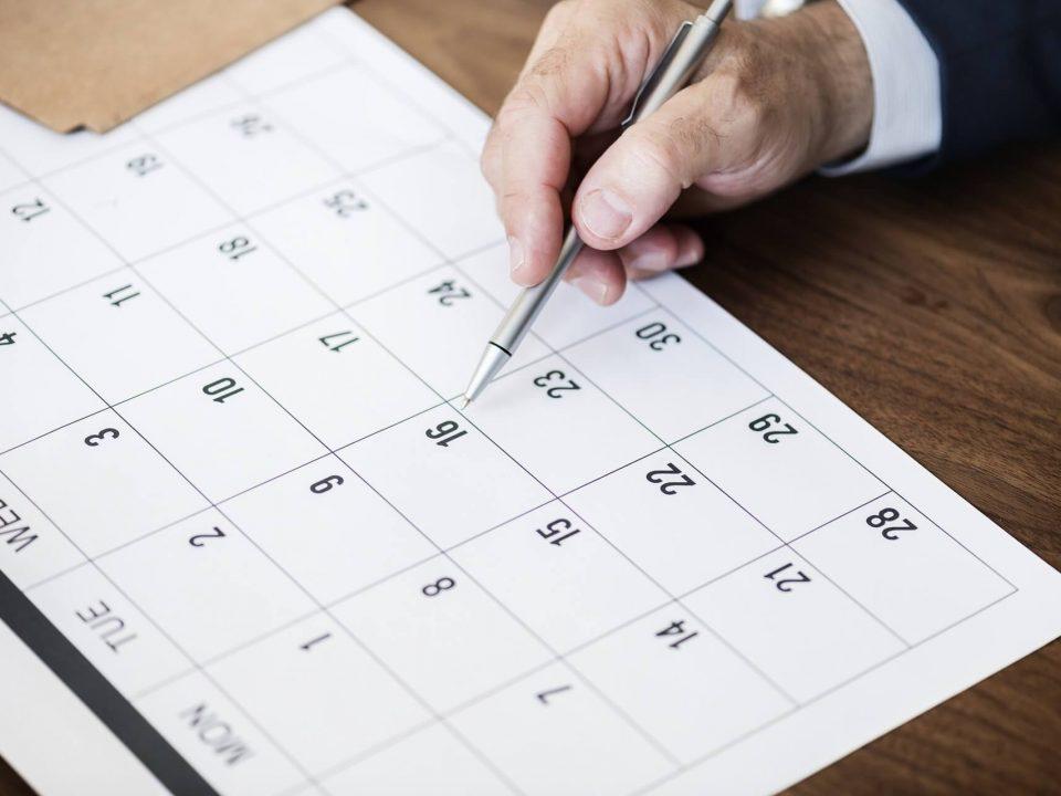 Payroll kalendarz wypłat