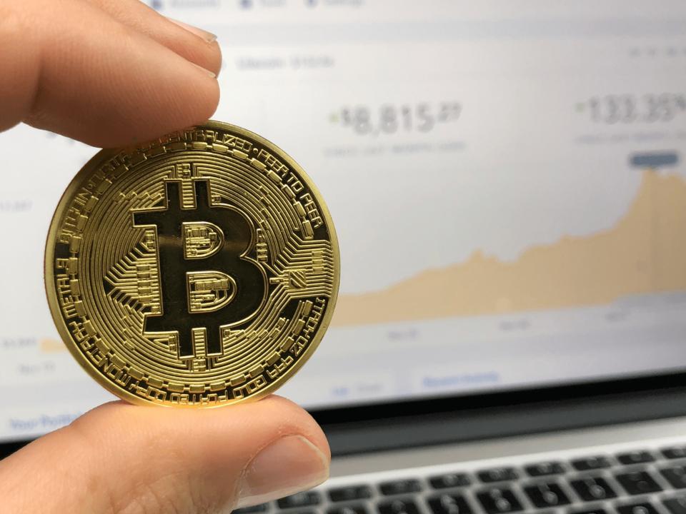 bitcoin kryptowanuty w UK